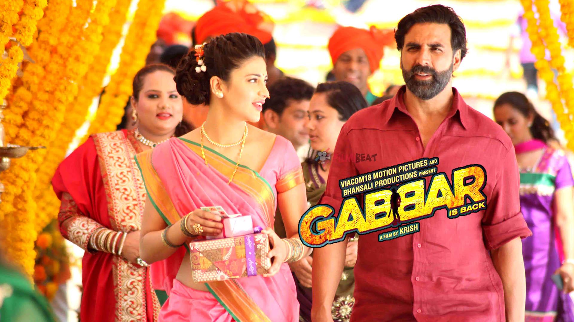 Gabbar is Back Wallpaper