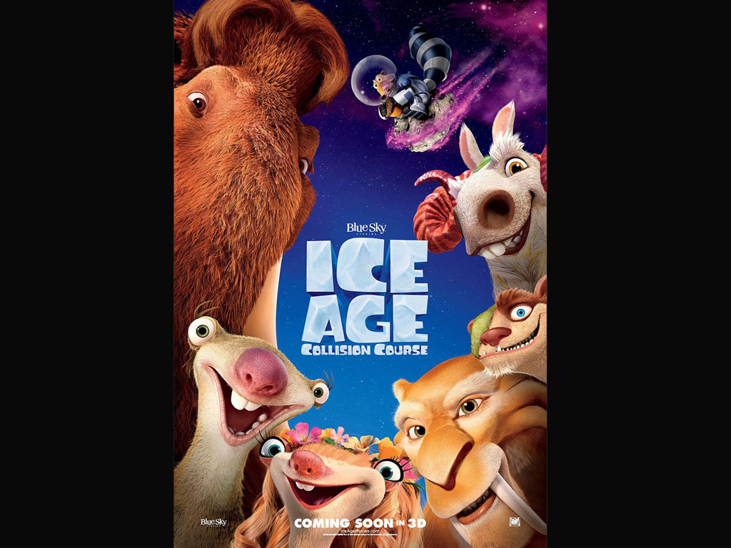 Ice Age 5 Collision Course Movie Hd Wallpapers Ice Age 5
