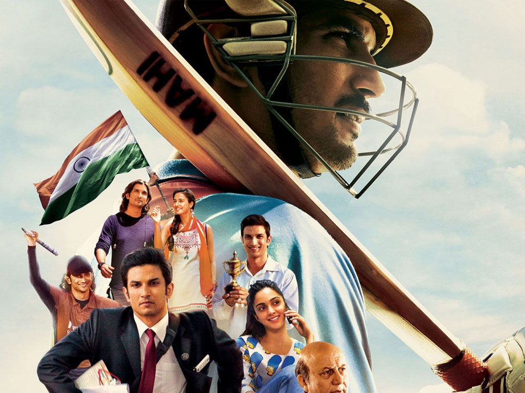 M S Dhoni The Untold Story Movie Hd Wallpapers M S Dhoni The Untold Story Hd Movie Wallpapers Free Download 1080p To 2k Filmibeat