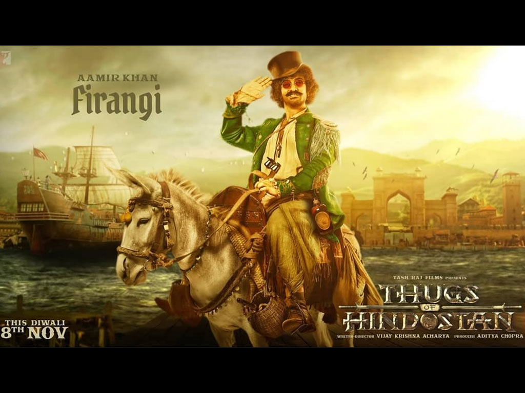 Thugs Of Hindostan wallpapers,