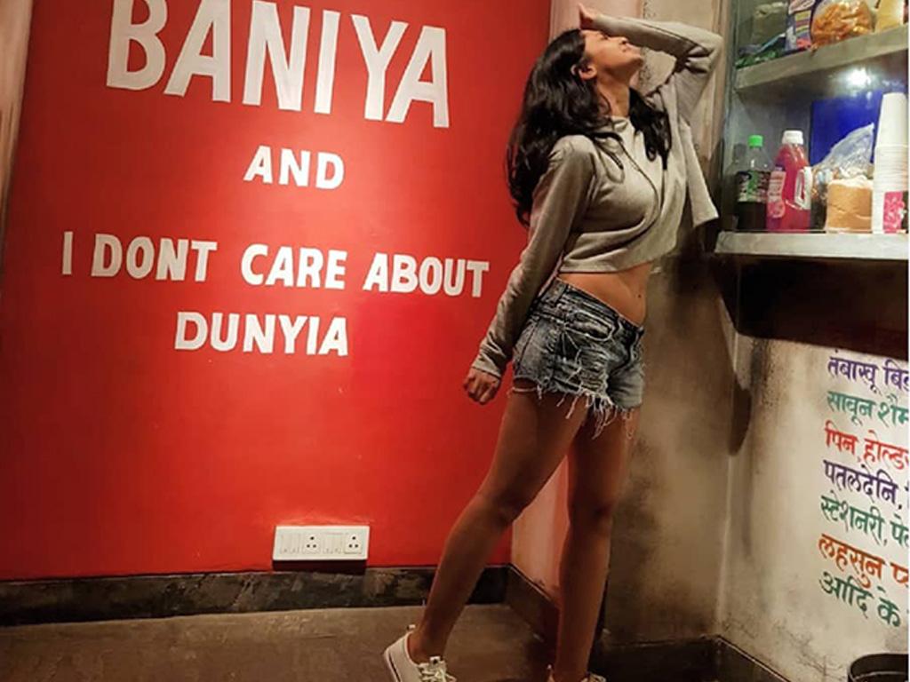 Aindrita Ray