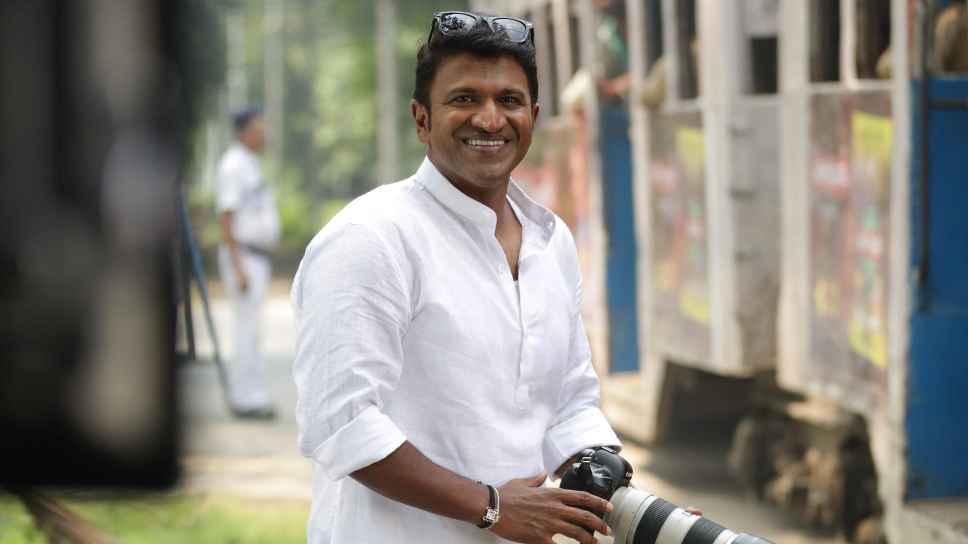 Puneeth Rajkumar HD Wallpapers | Latest Puneeth Rajkumar