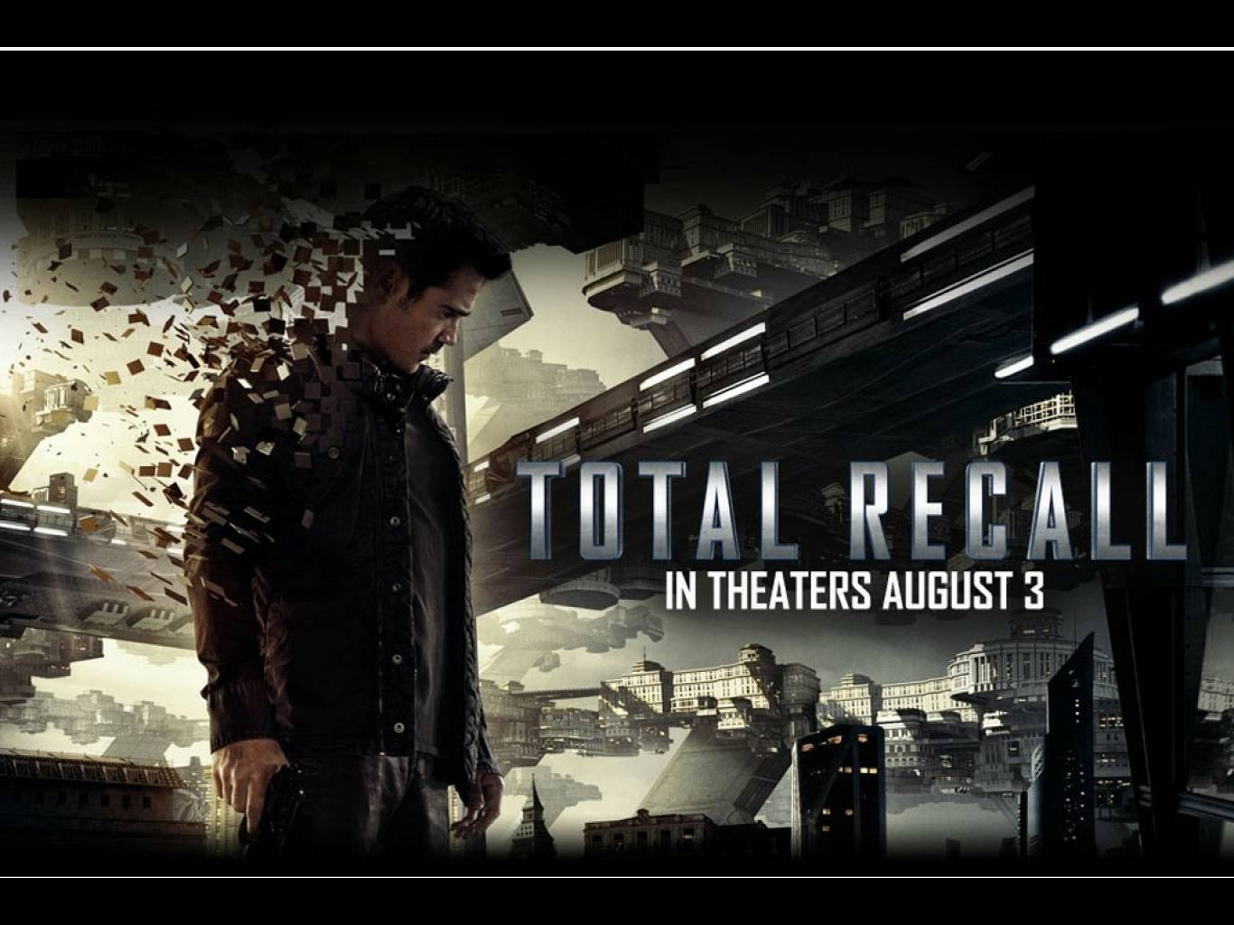 Total Recall Wallpapers