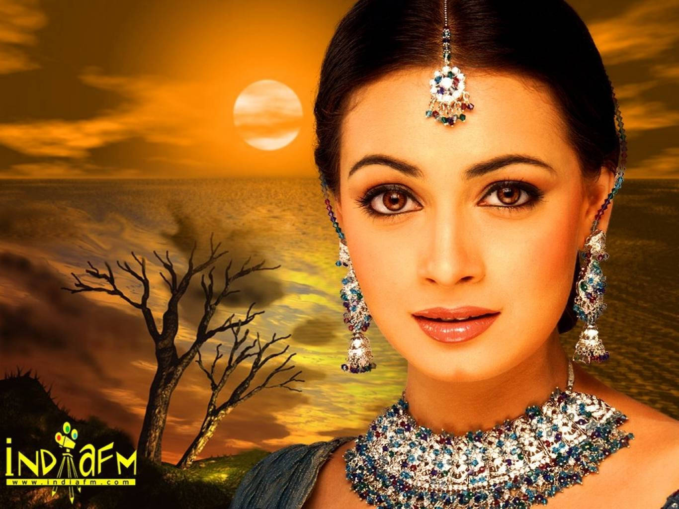 Diya Mirza Wallpapers