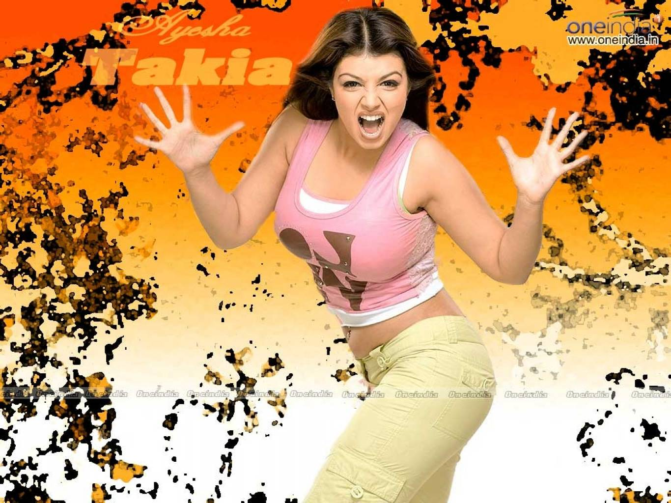 Ayesha Takia Wallpapers
