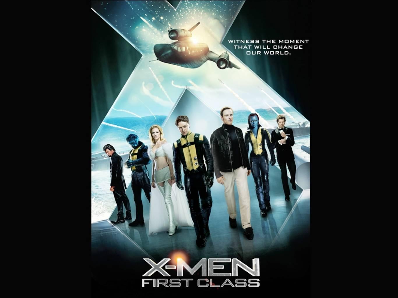 X Men First Class Movie Hd Wallpapers X Men First Class Hd