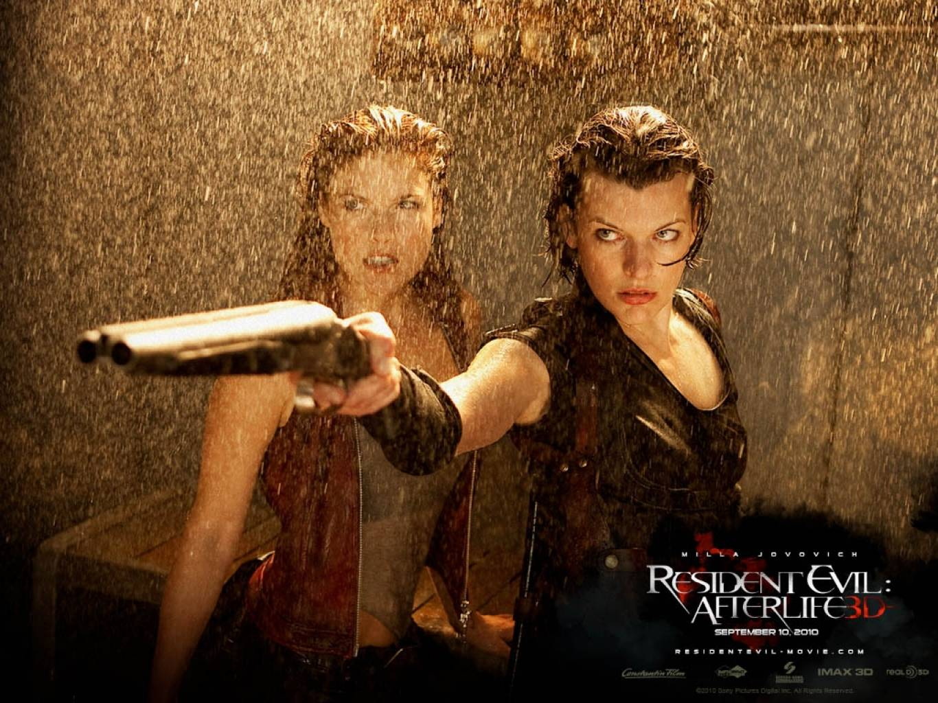 Resident Evil: Afterlife Wallpapers