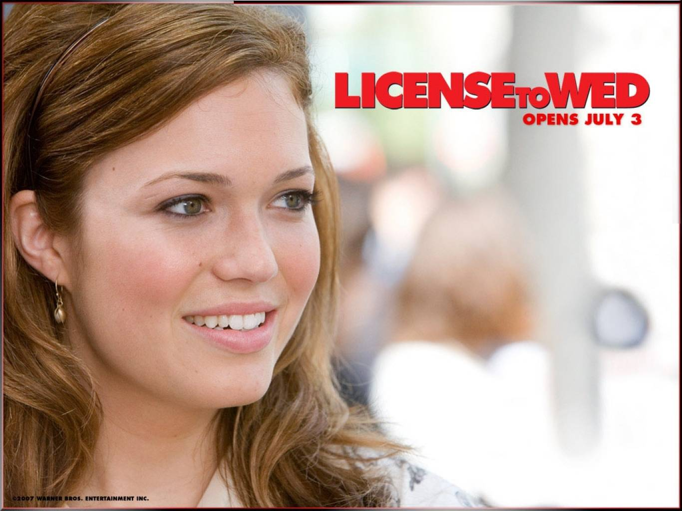 License To Wed Wallpapers