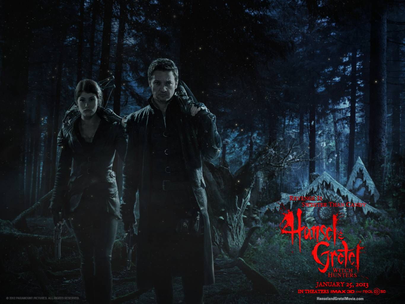 Hansel and Gretel: Witch Hunters Wallpapers