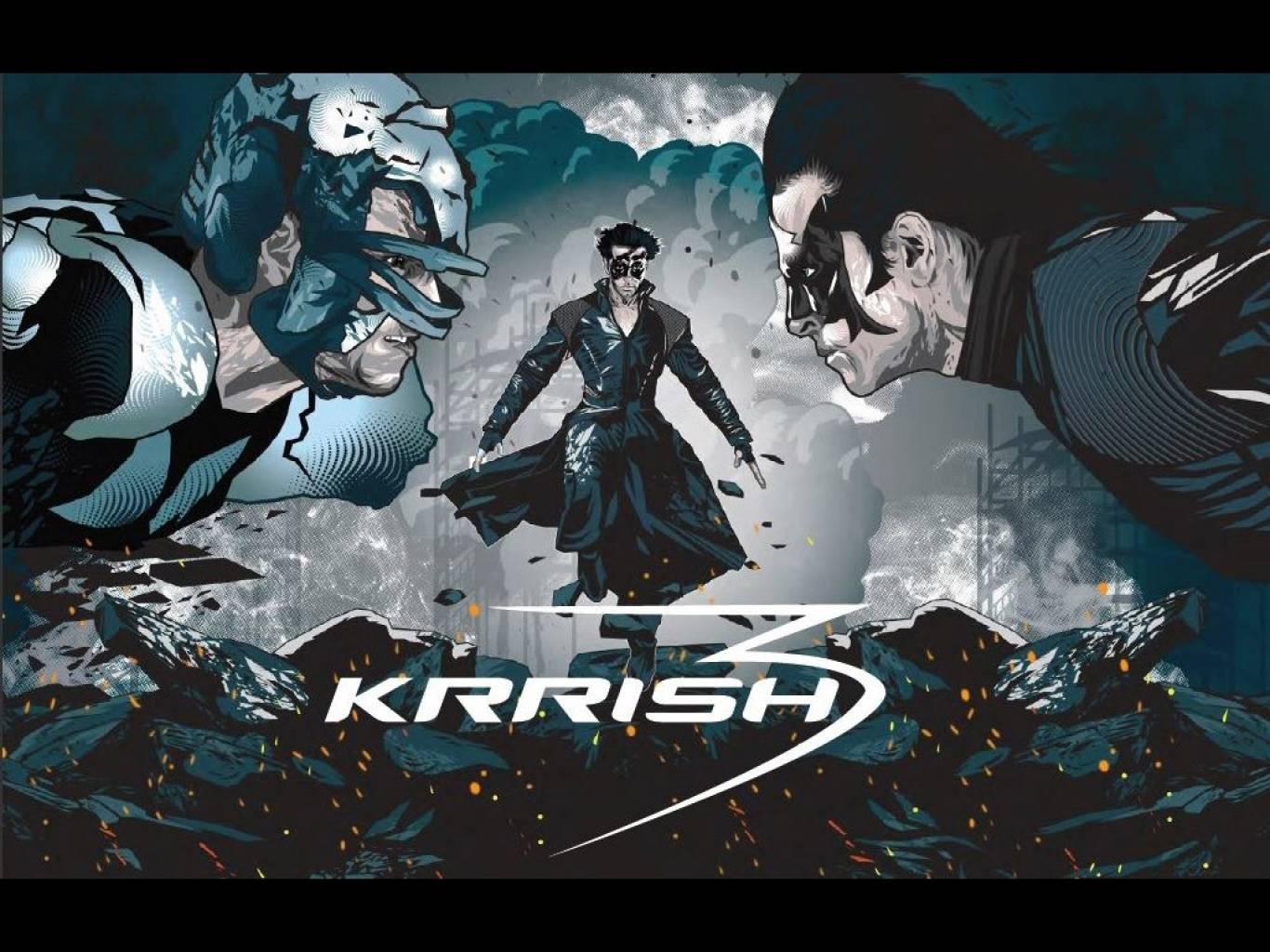 Krrish 3 Movie Hd Wallpapers Krrish 3 Hd Movie Wallpapers