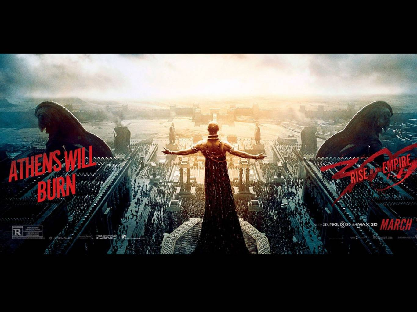 300 Rise Of An Empire Movie Hd Wallpapers 300 Rise Of An