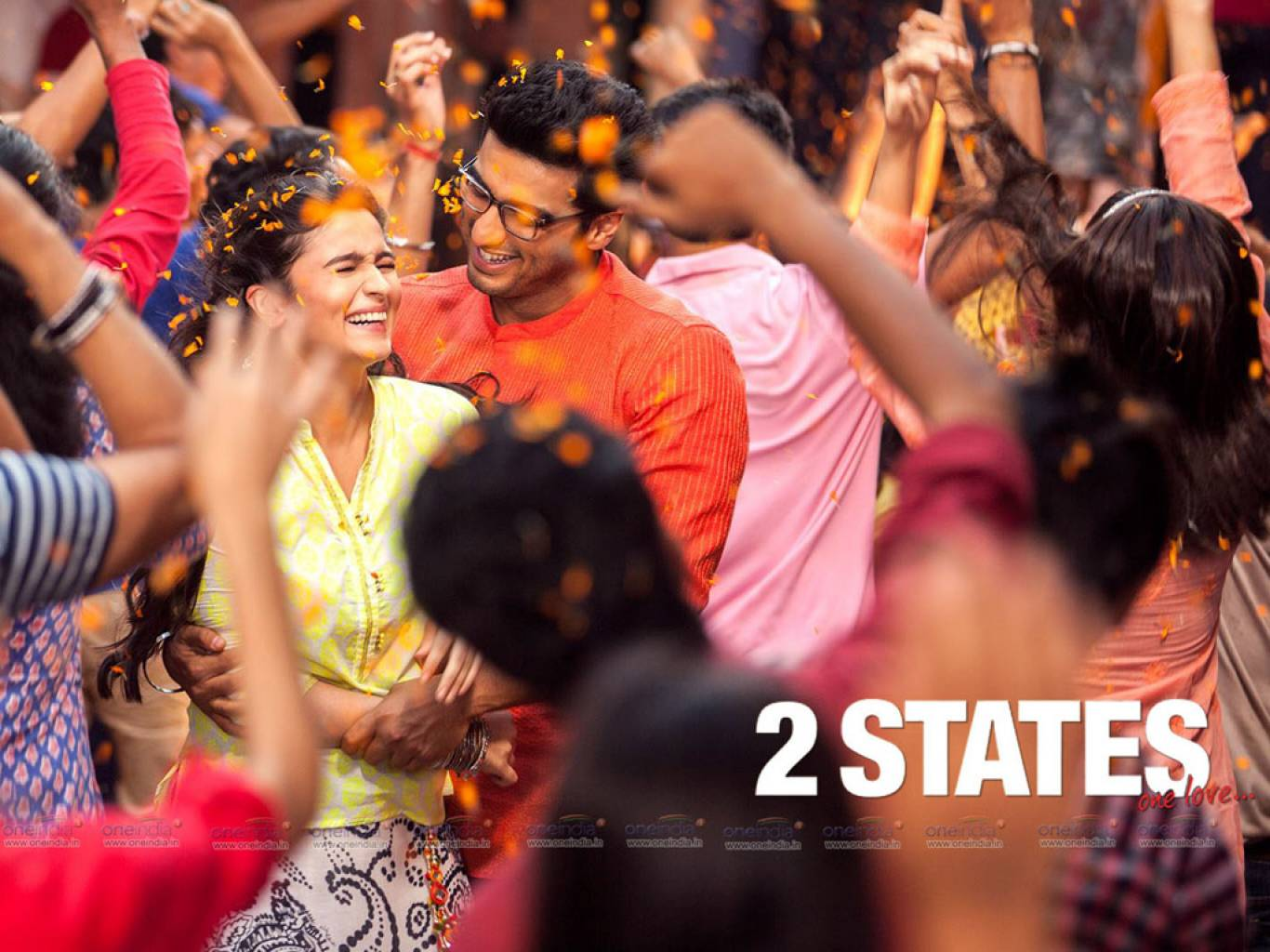 2 States Wallpapers