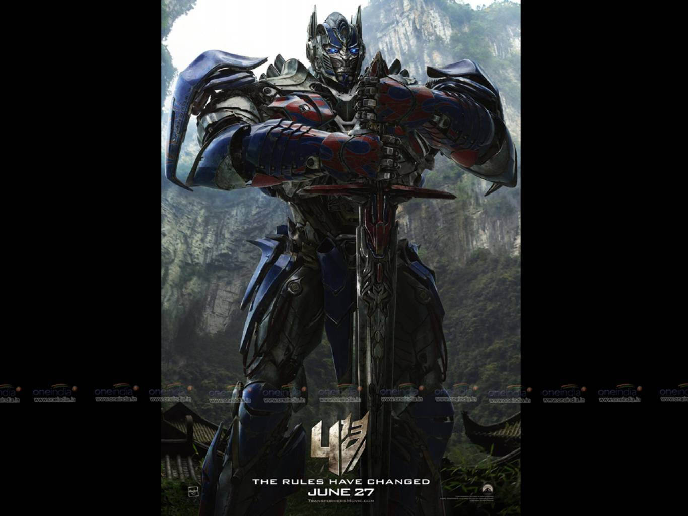 Transformers 4 Age of Extinction Wallpapers