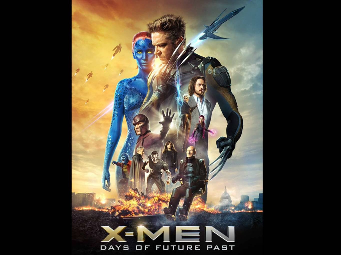 X Men Days Of Future Past Movie Hd Wallpapers X Men Days Of