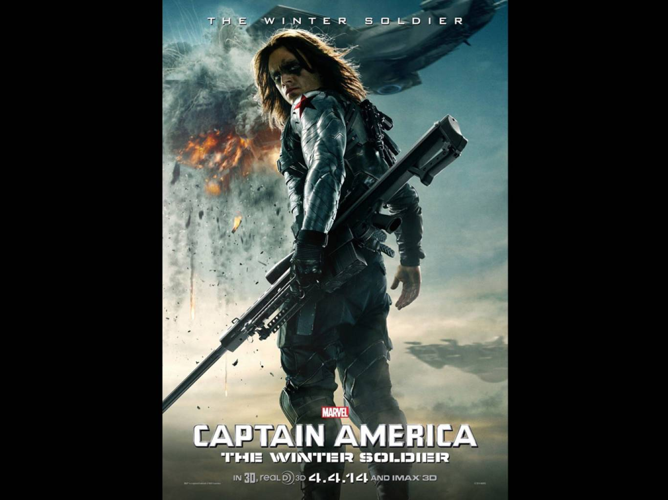 Captain America The Winter Soldier Movie Hd Wallpapers Captain