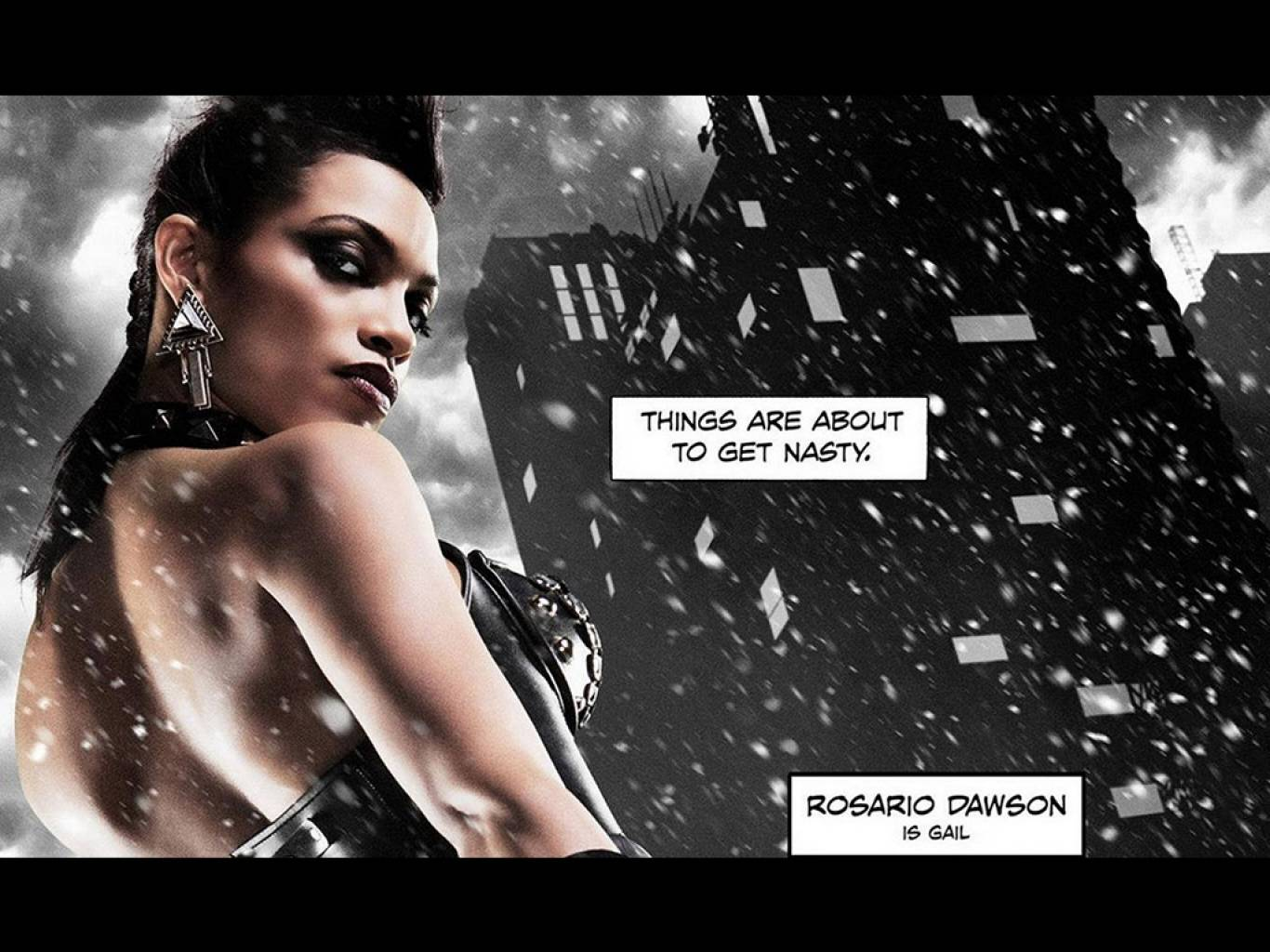 Sin City: A Dame to Kill For Wallpapers