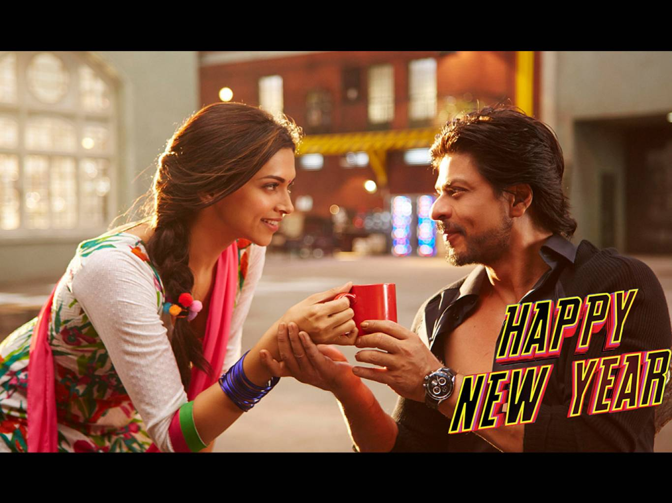 Happy New Year Movie HD Wallpapers  Happy New Year HD Movie