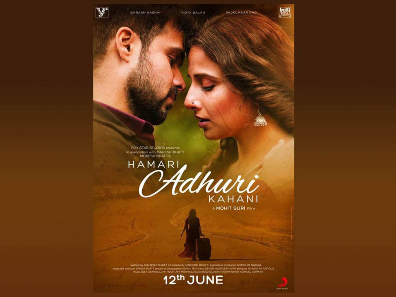 Hamari Adhuri Kahani Wallpapers