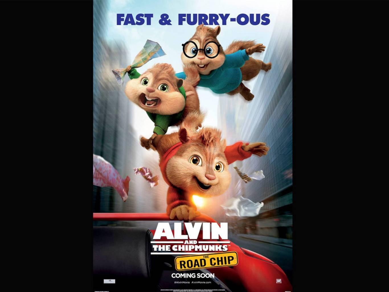 Prime Video: ALVINNN!!! AND THE CHIPMUNKS - Season 4