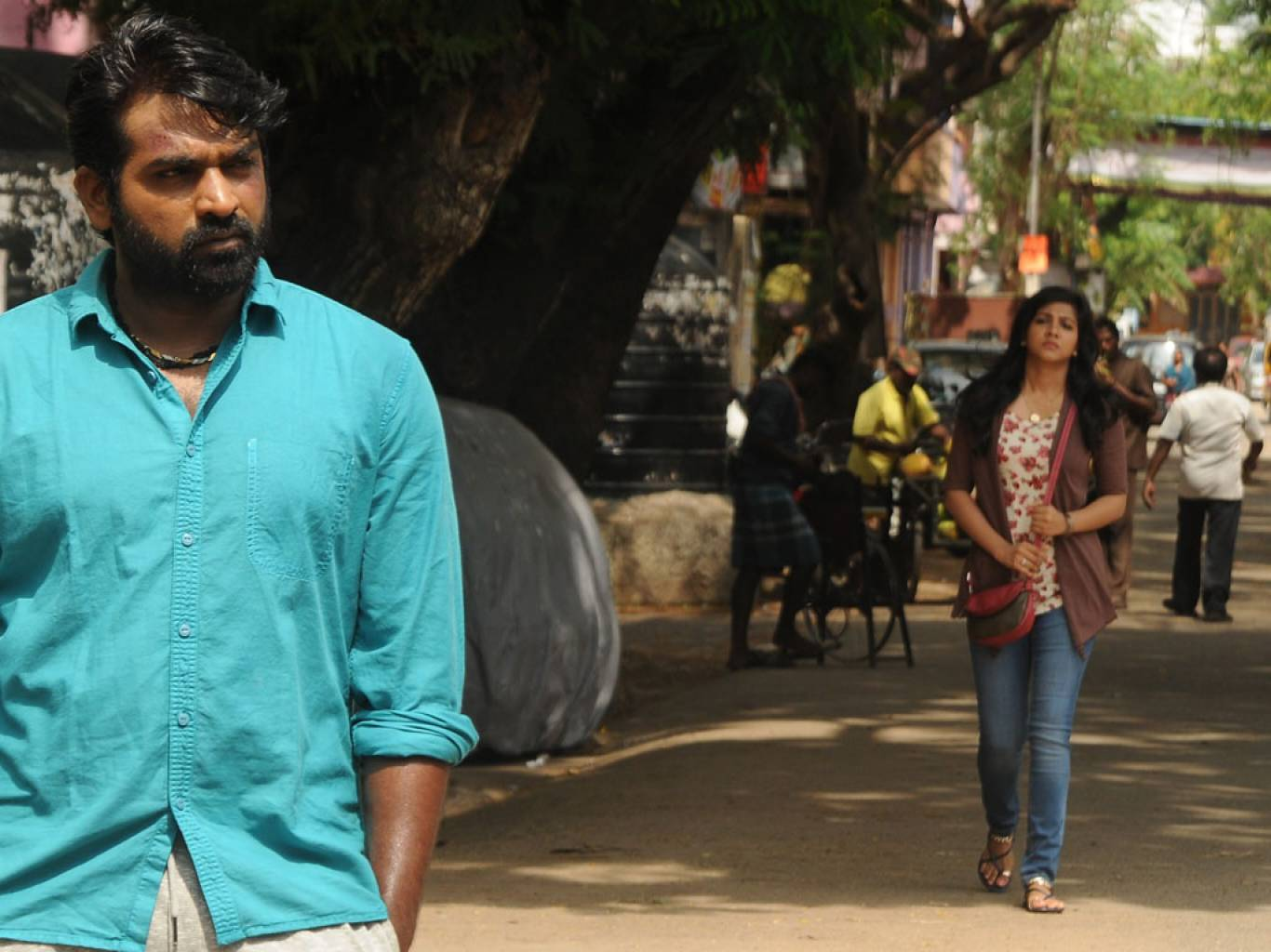 Kadhalum Kadanthu Pogum Wallpapers