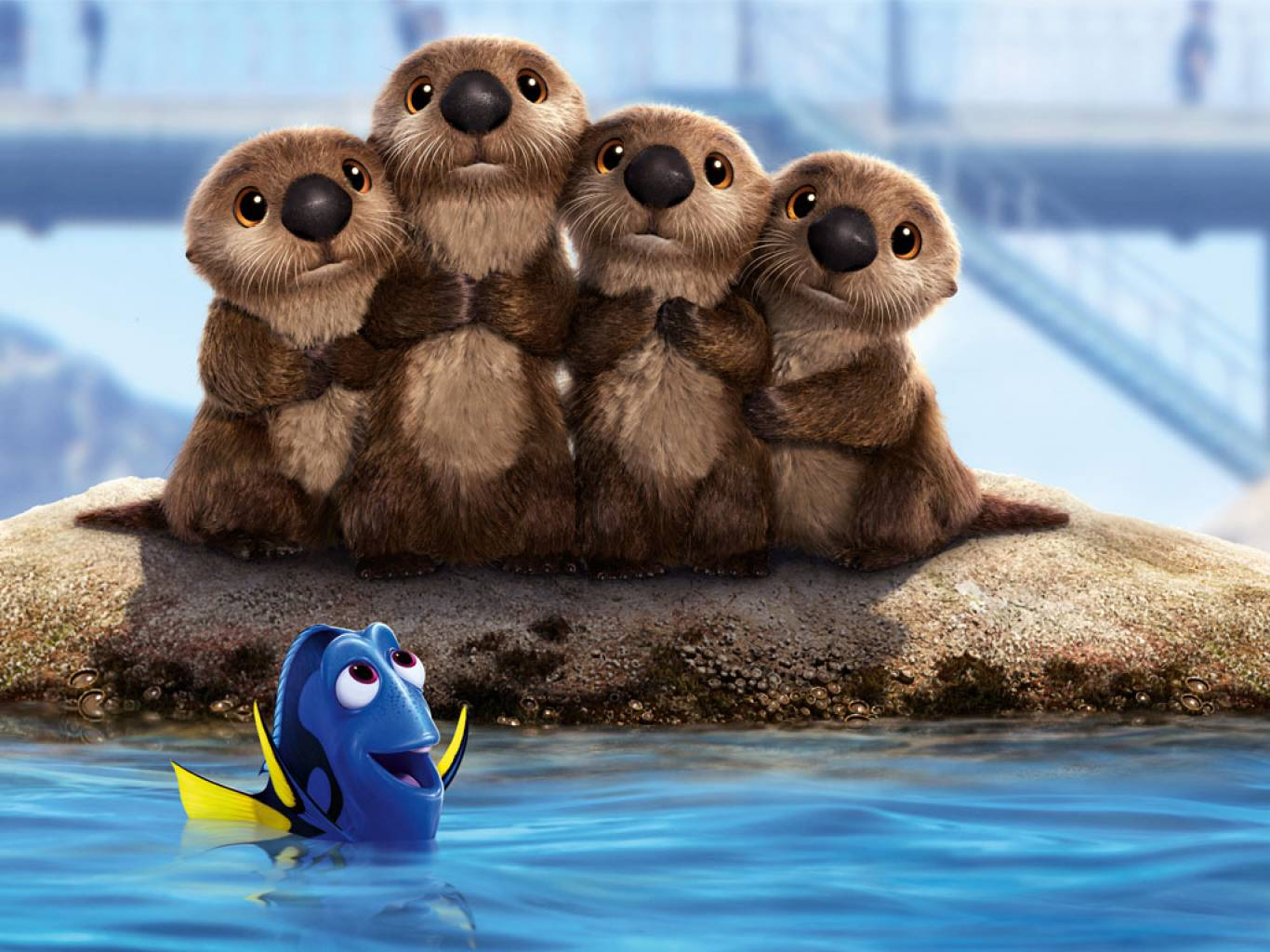 Finding Dory Movie HD Wallpapers   Finding Dory HD Movie ...