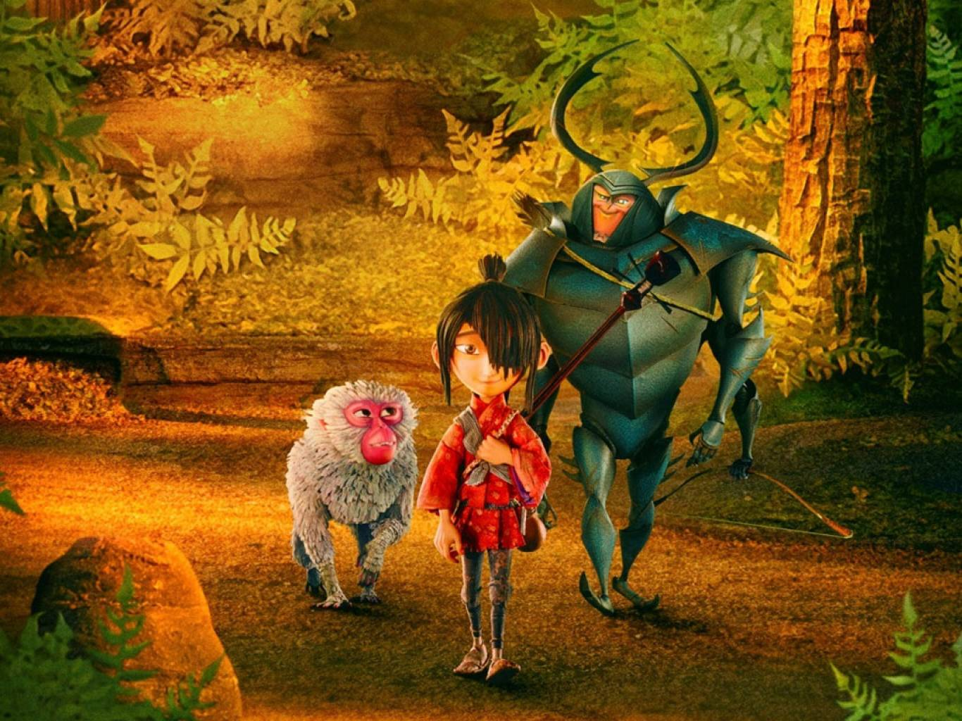 3 Kubo And The Two Strings Wallpapers Hd Backgrounds Free Download