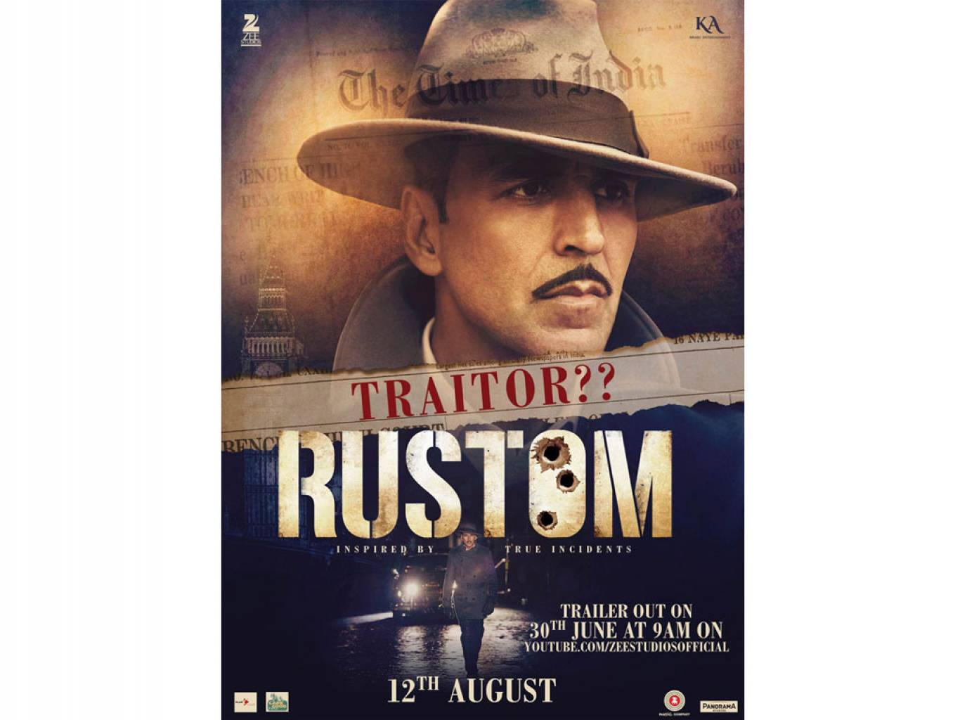Rustom Wallpapers