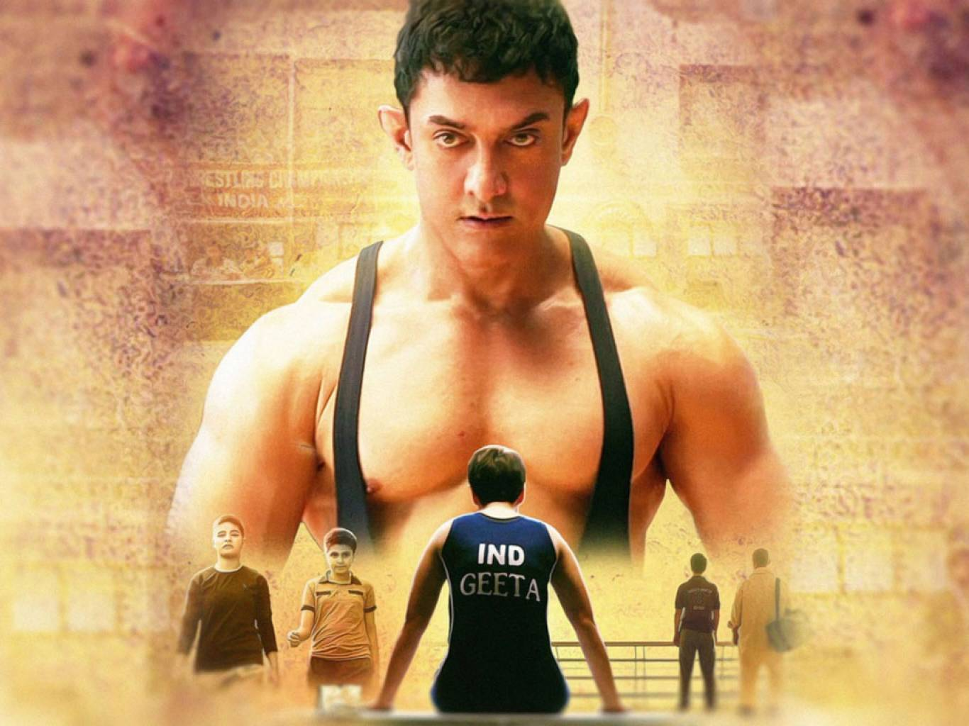 Dangal Wallpapers