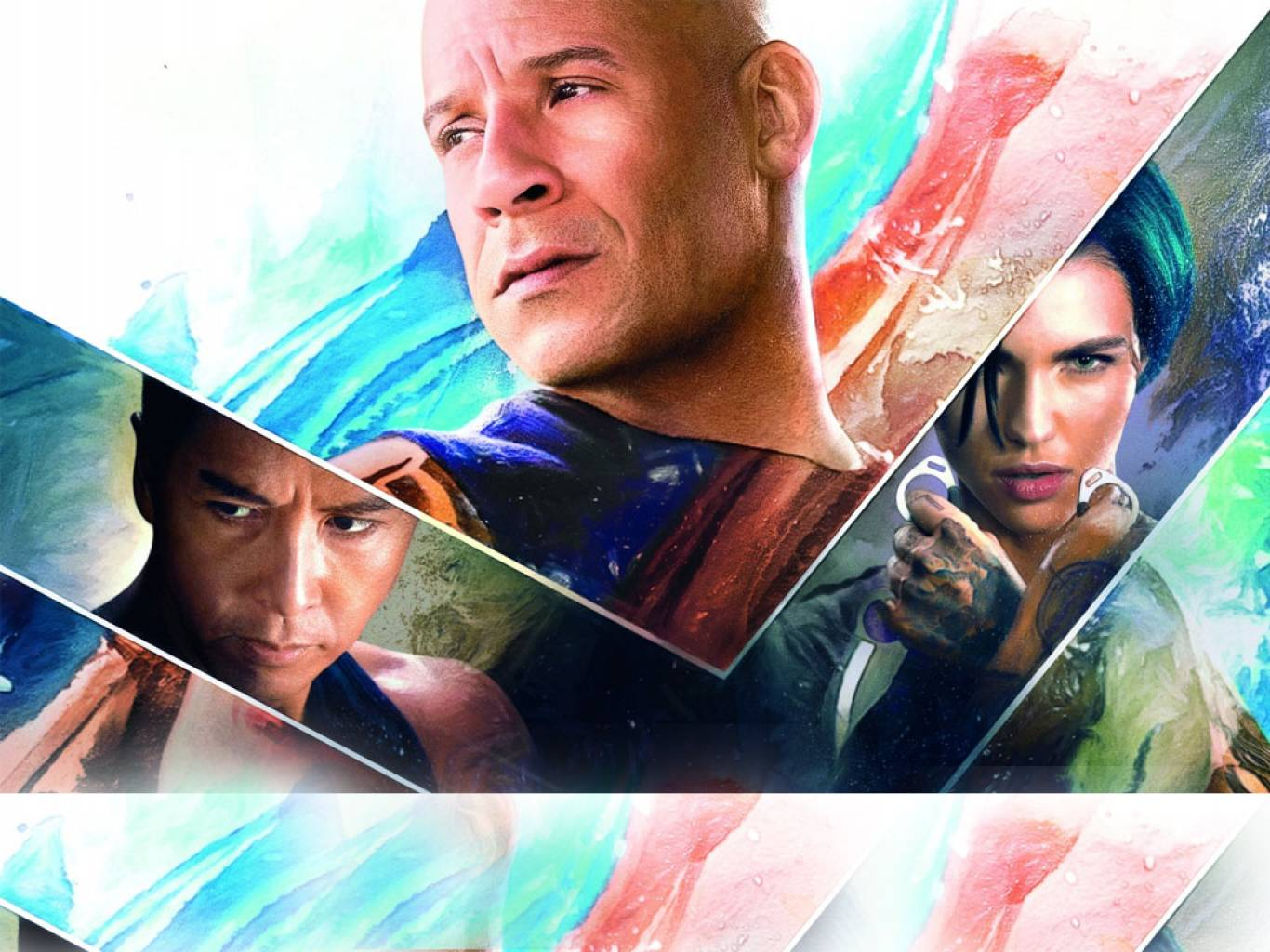 xXx The Return of Xander Cage Wallpapers