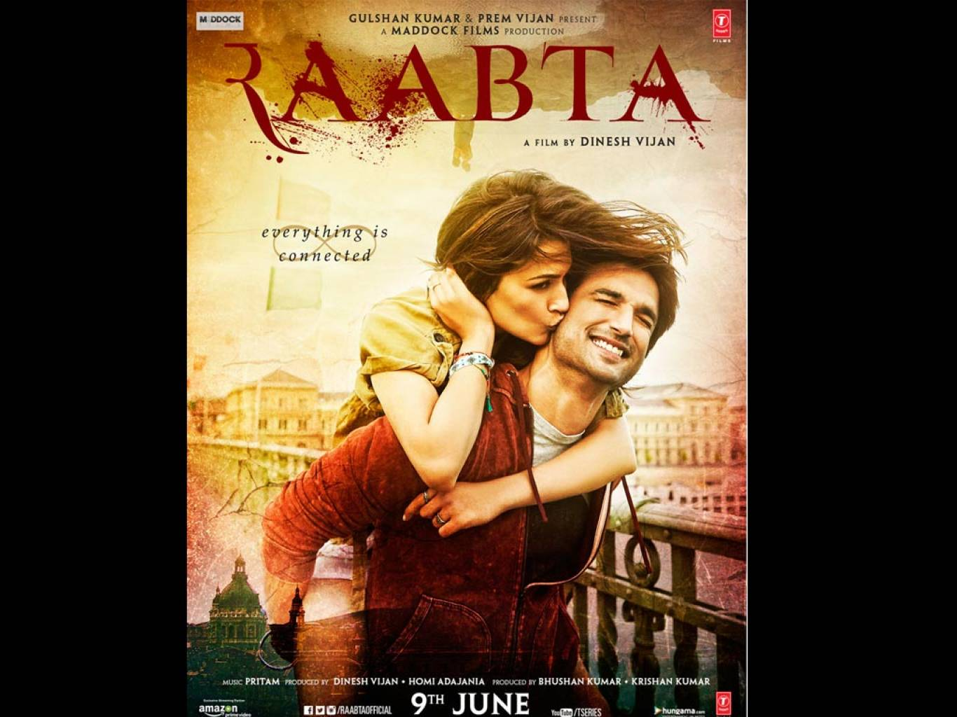 Raabta Wallpapers