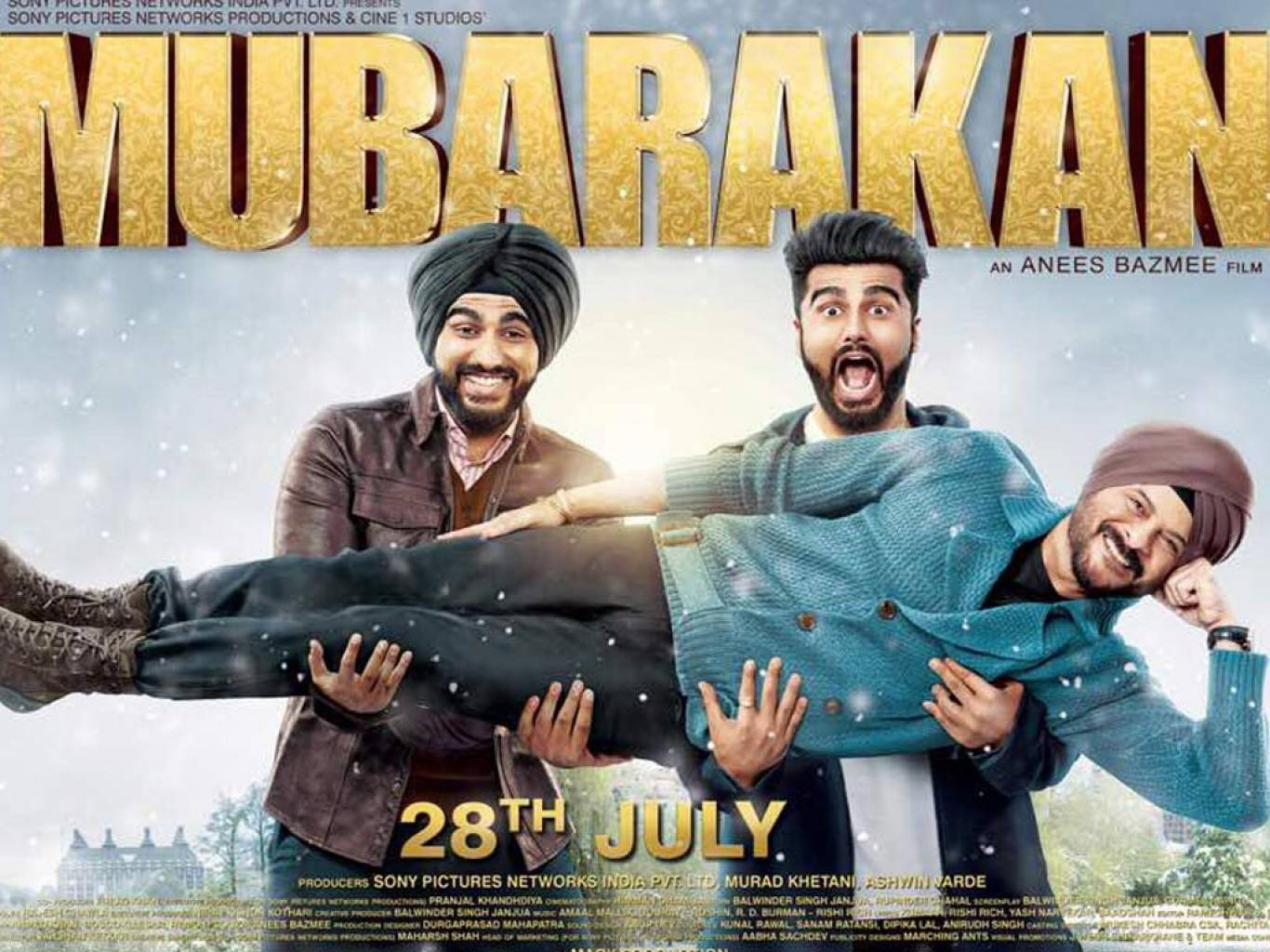 Mubarakan Wallpapers