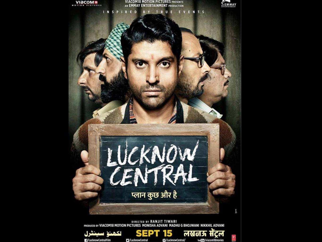 Lucknow Central Wallpapers