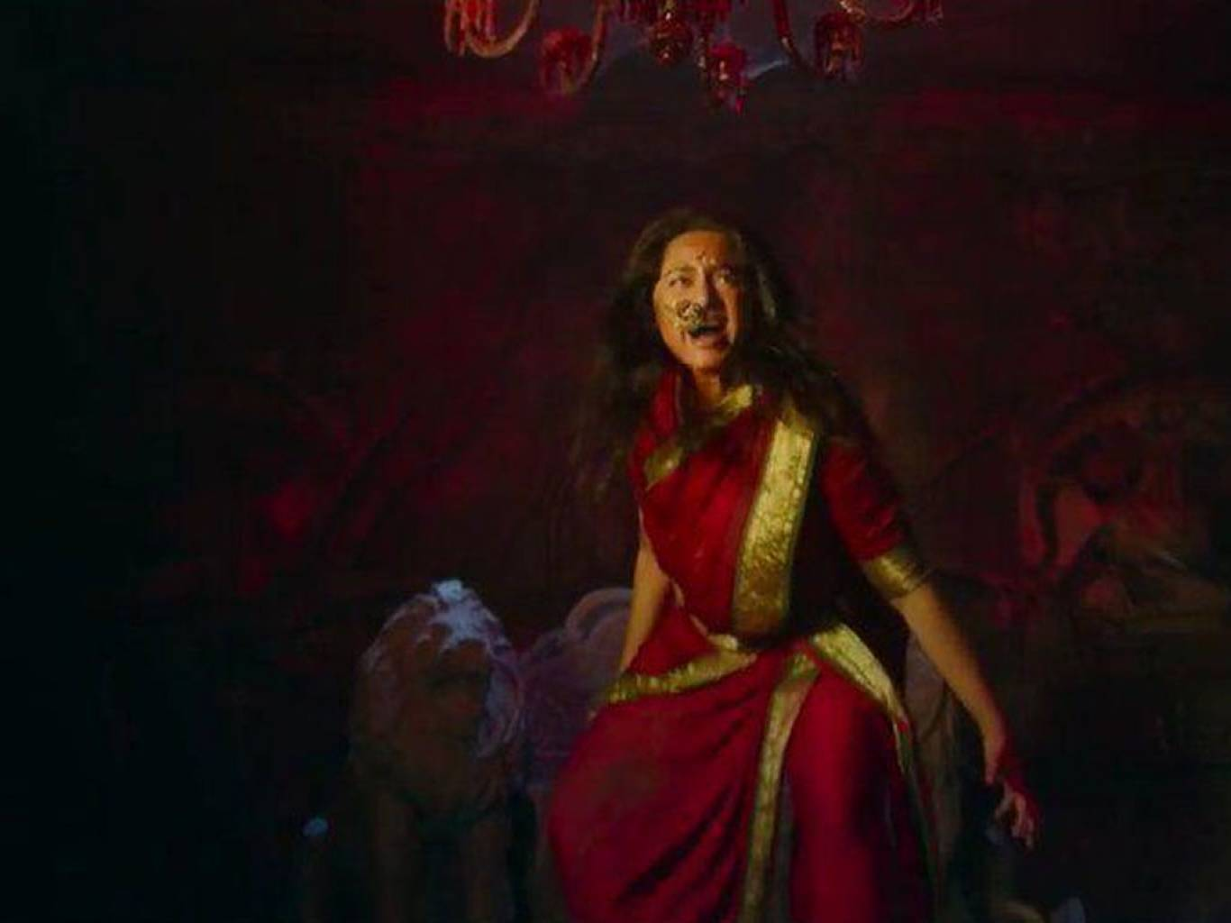 Bhaagamathie Wallpapers