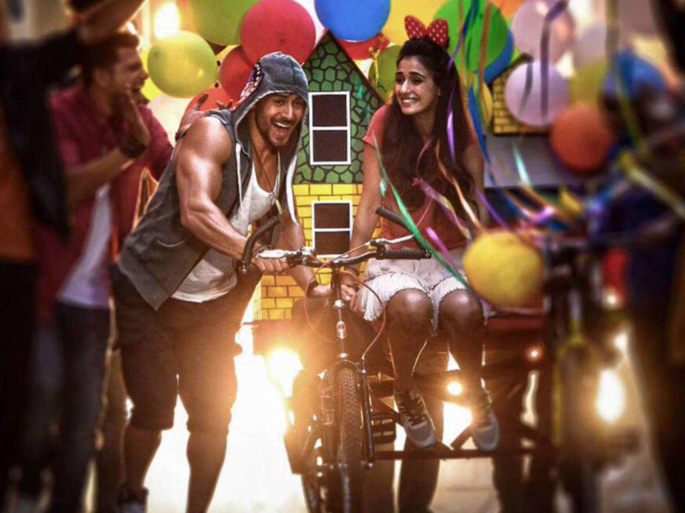 Baaghi 2 Wallpapers
