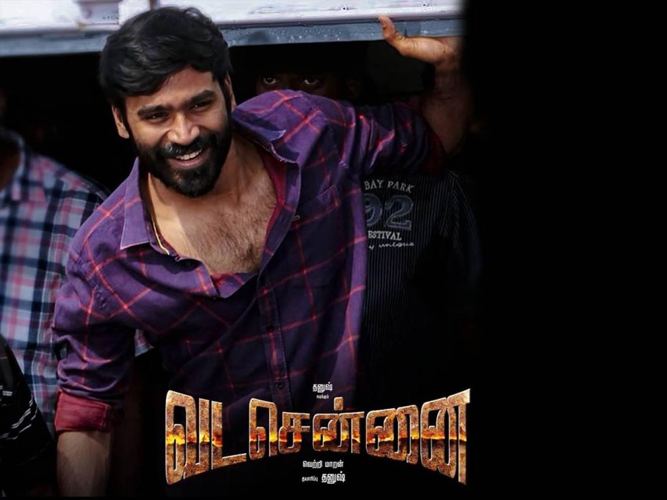 Vada Chennai Movie HD Wallpapers | Vada Chennai HD Movie