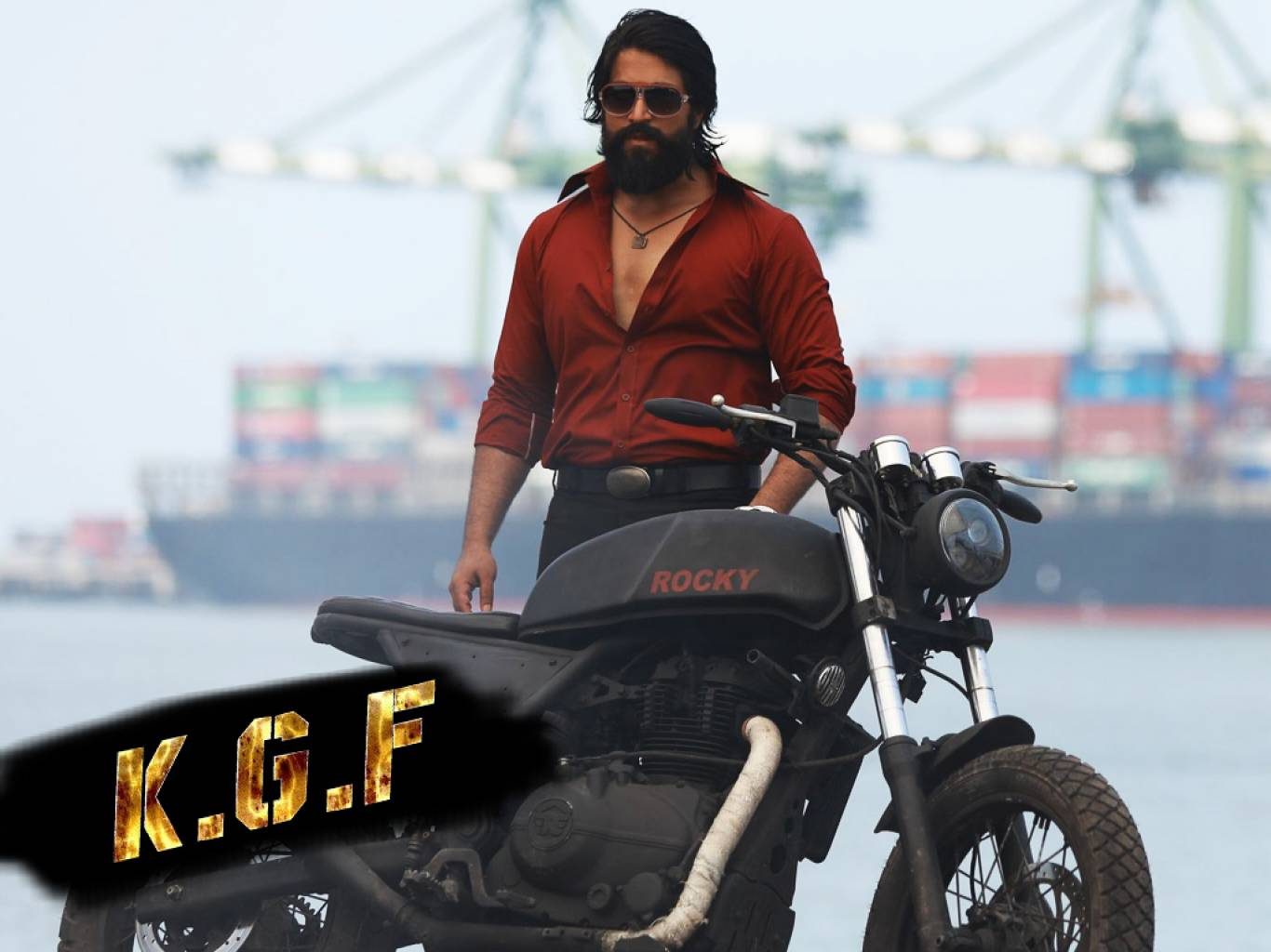 KGF Wallpapers