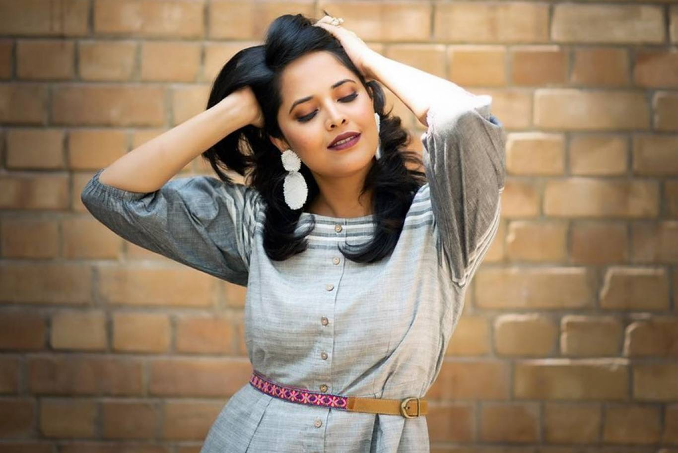 Anasuya Bharadwaj Wallpapers