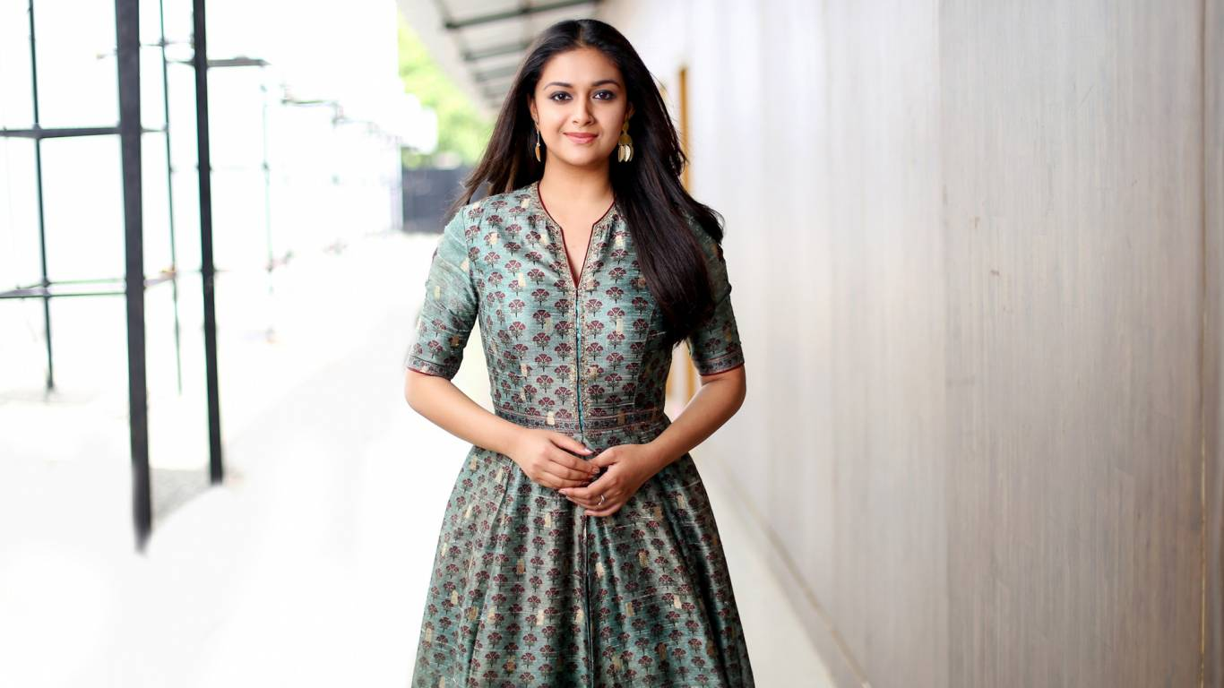 Keerthy Suresh Wallpapers