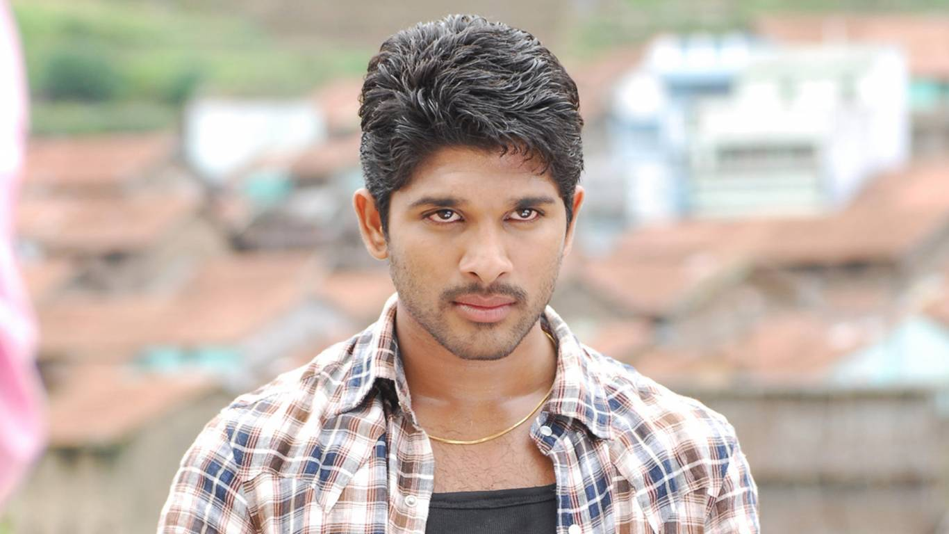 The Best Hero Wallpaper Allu Arjun JPG