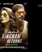 Singham Returns Wallpaper